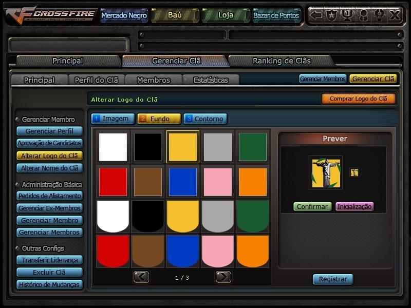 gerenciamento de cl227s in game z8games