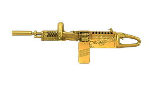 KAC ChainSAW-Ultimate Gold